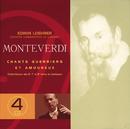 Monteverdi - Chants Guerriers Et Amoureux/Multi Interprètes, Edwin Loehrer, Orchestre Societa Cameristica Di Lugano, Choeur Societa Cameristica Di Lugano