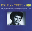 Bach: The Well-Tempered Clavier 1 & 2 (4 CDs)/Rosalyn Tureck