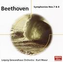Beethoven: Symphonies Nos.7 & 8/Gewandhausorchester Leipzig, Kurt Masur