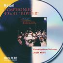 モーツァルト:交響曲第40・41番<ジュピター>/Royal Concertgebouw Orchestra, Josef Krips