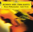 Beethoven/Verdi: String Quartets/Wiener Philharmoniker, André Previn