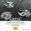 Grieg: Complete Music with Orchestra/Gothenburg Symphony Orchestra, Neeme Järvi