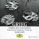 Grieg: Complete Music with Orchestra/Gothenburg Symphony Orchestra, Neeme Järvi