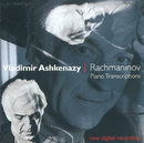 Rachmaninov: Transcriptions/Vladimir Ashkenazy, Vovka Ashkenazy, Dody Ashkenazy, Alastair Mackie
