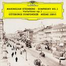 Steinberg: Symphony No.2; Variations Op.2/Göteborgs Symfoniker, Neeme Järvi