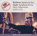 Beethoven: Symphony No.7 / Haydn: Symphony No.104/Wiener Philharmoniker, Herbert von Karajan