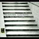 Lutoslawski: Piano Concerto; Partita; Chain 2/Anne-Sophie Mutter, Krystian Zimerman, Phillip Moll, BBC Symphony Orchestra, Witold Lutoslawski