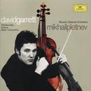 Tchaikovsky / Conus: Violin Concertos/David Garrett, Russian National Orchestra, Mikhail Pletnev