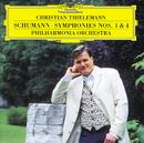 Schumann: Symphonies Nos.1 & 4/Philharmonia Orchestra, Christian Thielemann