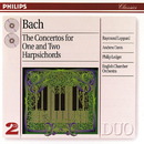 Bach, J.S.: The Concertos for One and Two Harpsichords/Raymond Leppard, Sir Andrew Davis, Sir Philip Ledger, English Chamber Orchestra