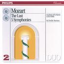 モーツァルト:5大交響曲/Academy of St. Martin in the Fields, Sir Neville Marriner
