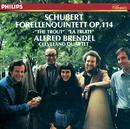 シューベルト:ピアノ五重奏曲<ます>/Alfred Brendel, Members of the Cleveland Quartet, James van Demark