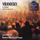 ヴラニツキー:フルート四重奏曲集/Quatuor Dolezal De Prague, Loic Poulain