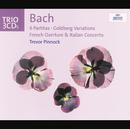 Bach: 6 Partitas; Goldberg Variations; French Overture; Italian Concerto/Trevor Pinnock