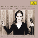 Elgar: Violin Concerto, op.61 / Vaughan Williams: The Lark Ascending/Hilary Hahn, London Symphony Orchestra, Sir Colin Davis