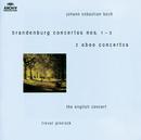 Bach, J.S.: Brandenburg Concertos Nos.1-3 ; Oboe Concertos after BWV 1055 & 1060/The English Concert, Trevor Pinnock