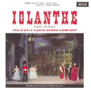 Gilbert & Sullivan: Iolanthe/The D'Oyly Carte Opera Company, The New Symphony Orchestra Of London, Isidore Godfrey