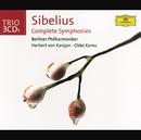 シベリウス:SYMゼンシュウ/カム/Berliner Philharmoniker, Herbert von Karajan, Okko Kamu