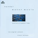 "Handel: Water Music; Overture ""Il pastor fido""/The English Concert, Trevor Pinnock"
