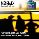 メシアン:世の終わりのための四重奏曲/Pierre-Laurent Aimard, Maryvonne Le Dizes, Pierre Strauch, Alain Damiens