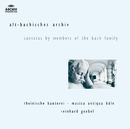 J.M. Bach, G.C. Bach,  J.C. Bach: Cantatas by members of the Bach family/Rheinische Kantorei, Musica Antiqua Köln, Reinhard Goebel