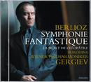 ベルリオーズ:幻想交響曲、他/Olga Borodina, Wiener Philharmoniker, Valery Gergiev