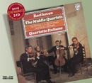 Beethoven: The Middle Quartets/Quartetto Italiano