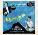 Gershwin: Rhapsody in Blue;  Piano Concerto/Julius Katchen, Mantovani & His Orchestra