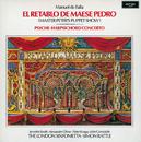 Falla: El Retablo de Maese Pedro; Harpsichord Concerto; Psyche/John Constable, London Sinfonietta, Simon Rattle
