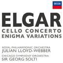 Elgar: Cello Concerto / Enigma Variations/Julian Lloyd Webber, Yehudi Menuhin, Sir Georg Solti