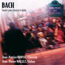 J.S.Bach: Sonates Clavecin/Violon/Jean Patrice Brosse, Jean-Pierre Wallez