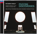 Puccini Discoveries/Orchestra Sinfonica di Milano Giuseppe Verdi, Riccardo Chailly