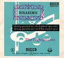 ブラームス:弦楽四重奏曲第2番、第3番/Végh Quartet, Sándor Végh, Sándor Zoeldy, Georges Janzer, Paul Szabo