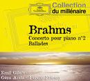 Concerto piano n° 2 - Ballades/Géza Anda