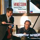 Mendelssohn: Complete Violin Sonatas (feat. Roberto Prosseda)/Francesco D'Orazio