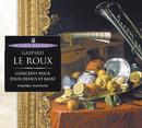 Le Roux: Concerts pour deux dessus et basse/Ensemble Variations, Frederic Martin, Pascale Boquet, Jean Christophe Frisch, Olivier Baumont, Christine Plubeau
