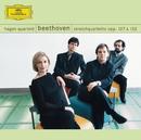 ベートーヴェン:弦楽四重奏曲第12番、第15番/Hagen Quartett