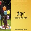 ショパン:ピアノ協奏曲第1・2番/Reine Gianoli, Orchestre Du Sudwestfunk Baden Baden, Georges Sebastian