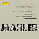 マーラー:交響曲第4番/Renée Fleming, Berliner Philharmoniker, Claudio Abbado
