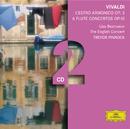 Vivaldi: L'estro armonico; 6 Flute Concertos/Lisa Beznosiuk, The English Concert, Trevor Pinnock