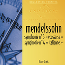 Mendelssohn: Symphonies 3 et 4/Ettore Gracis, Orchestra Del Teatro Fenice Di Venezia