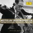 Rostropovich: Early Recordings/Mstislav Rostropovich