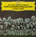 Lutoslawski: String Quartet (1964) / Penderecki: Quartetto per archi (1960) / Mayuzumi: Prelude for String Quartet (1961) / Cage: String Quartet in Four Parts (1950)/LaSalle Quartet