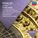 Vivaldi: Gloria; Stabat Mater/Judith Nelson, Emma Kirkby, Carolyn Watkinson, James Bowman, Choir of Christ Church Cathedral, Oxford, The Academy of Ancient Music, Simon Preston, Christopher Hogwood