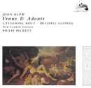 ジョン・ブロウ:ヴィーナスとアドニス/Catherine Bott, Michael George, New London Consort, Philip Pickett