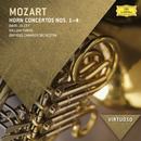 モーツァルト:ホルン協奏曲第1-4番/William Purvis, David Jolley, Orpheus Chamber Orchestra