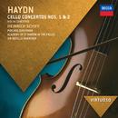 Haydn: Cello Concertos Nos.1 & 2; Violin Concerto/Heinrich Schiff, Pinchas Zukerman, Academy of St. Martin in the Fields, Sir Neville Marriner