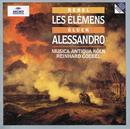 Rebel: Les  Élémens / Telemann: Sonata e-Moll / Gluck: Alessandro/Musica Antiqua Köln, Reinhard Goebel