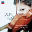 Beethoven & Britten: Violin Concertos/Janine Jansen, Die Deutsche Kammerphilharmonie Bremen, London Symphony Orchestra, Paavo Järvi