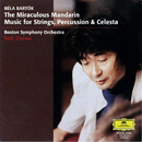 Bartok: The Miraculous Mandarin / Music for Strings, Percussion and Celesta/Boston Symphony Orchestra, Seiji Ozawa
